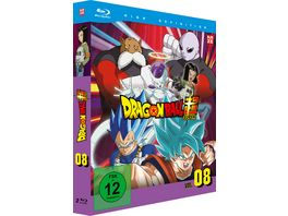 Dragon Ball Super Blu ray Box Vol 8 Episoden 113 131 2 BRs