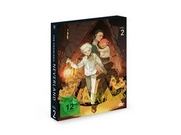 The Promised Neverland Vol 2 Ep 7 12 2 DVDs