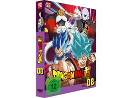 Dragon Ball Super DVD Box Vol 8 Episoden 113 131 3 DVDs