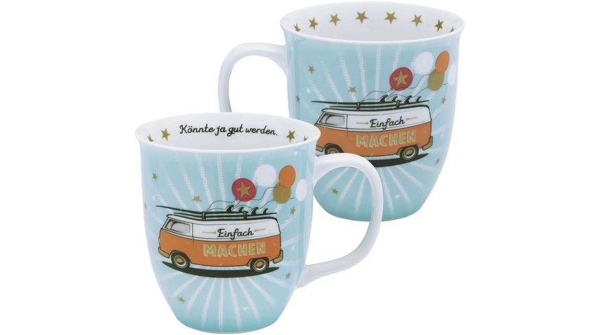 H:)PPYlife Tasse »Bus«