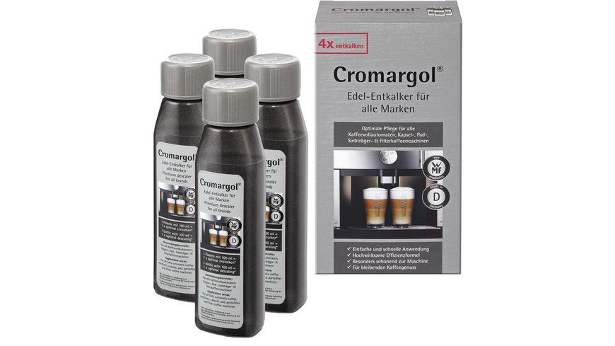 WMF Cromargol Entkalker 4x100 ml