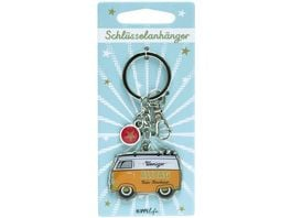 H PPYlife Schluesselanhaenger Bus