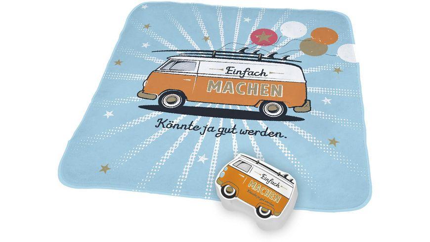 H PPYlife Magic Towel Bus