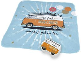 H PPYlife Magic Towel Bus