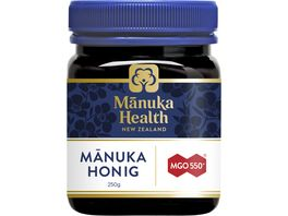 Manuka Honig MGO550 250 g
