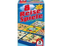 Schmidt Spiele 8 Reise Spiele