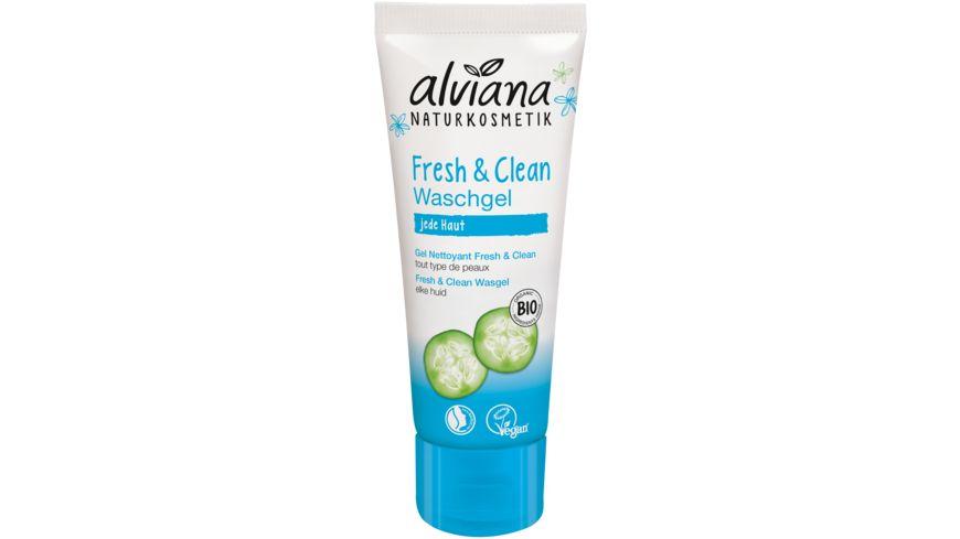 alviana Fresh Clean Waschgel
