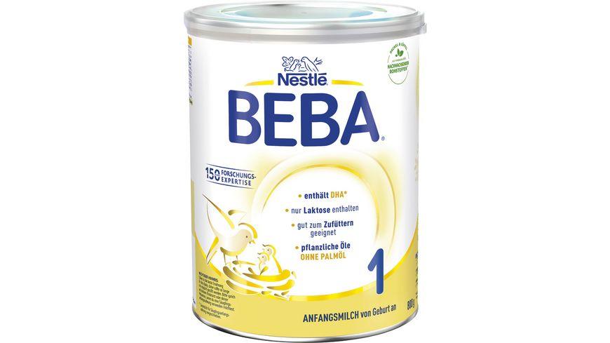 Nestlé BEBA 1 Anfangsmilch
