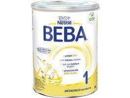 Nestle BEBA 1 von Geburt an