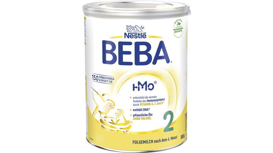 Nestle BEBA 2 nach dem 6 Monat
