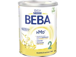 Nestle BEBA 2 Folgemilch