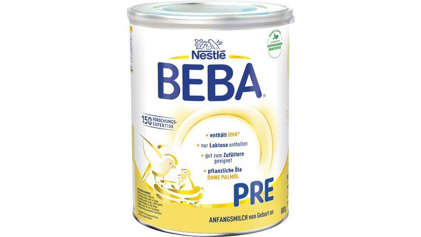 Nestlé BEBA Pre Anfangsmilch