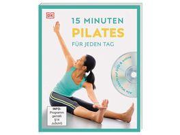 15 Minuten Pilates fuer jeden Tag
