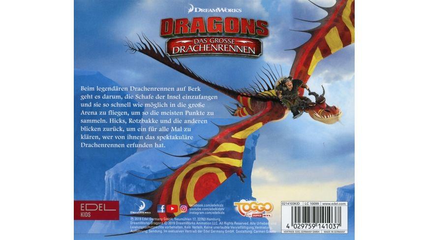 Das grosse Drachenrennen Hoerspiel zum Film Special