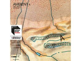 Ambient 4 On Land Ltd Halfspeed Master 2LP