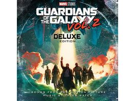 Guardians Of The Galaxy Awesome Mix Vol 2 2LP