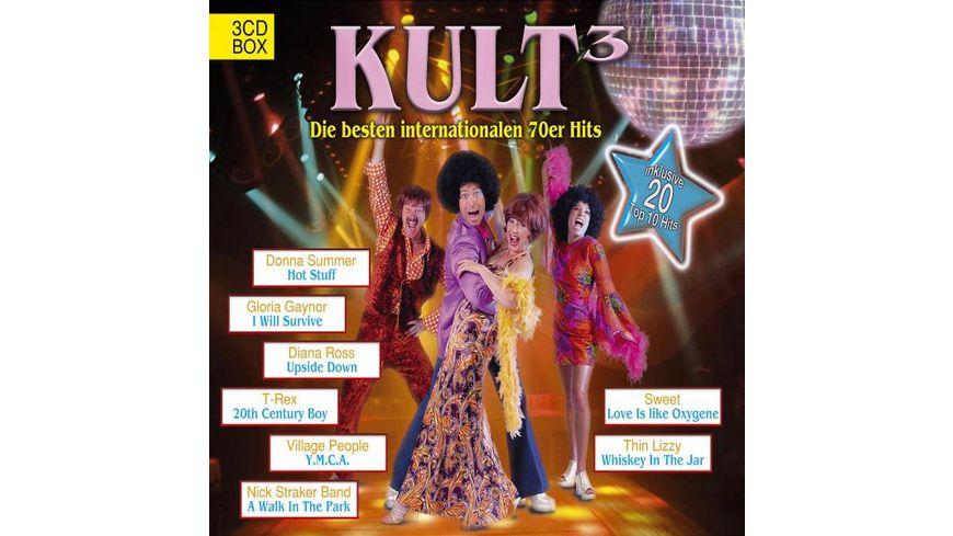 Kult3 Die Besten Internationalen 70er Hits