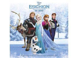 Die Eiskoenigin Frozen Die Lieder