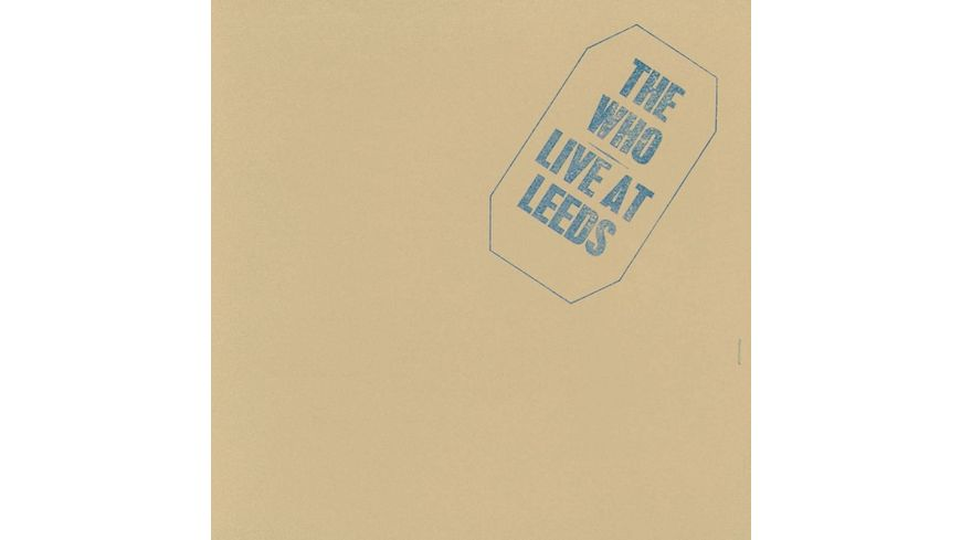 Live At Leeds Limited 3LP Deluxe Edition