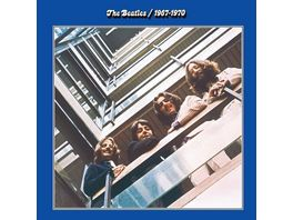 1967 1970 Blue Remastered 2 LP