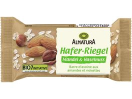 Alnatura Hafer Riegel Mandel Haselnuss 60G
