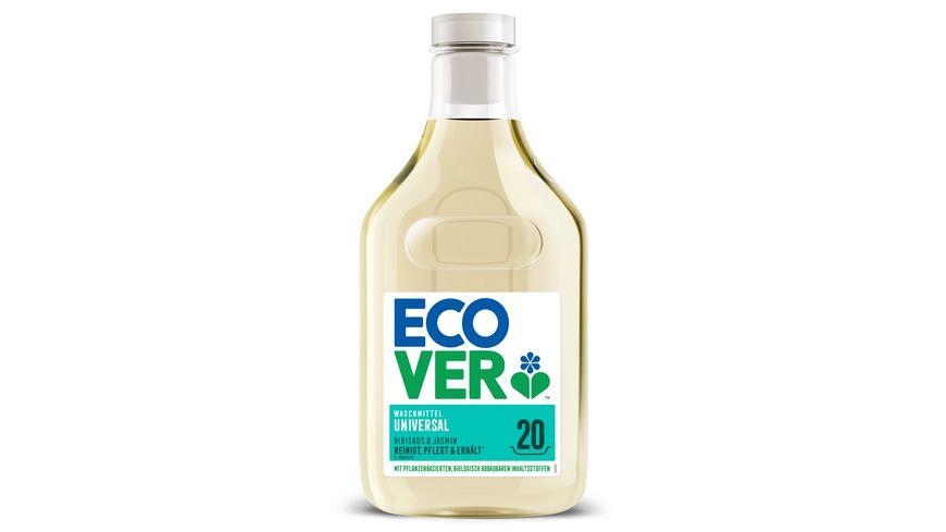 Ecover Waschmittel Universal Hibiskus Jasmin