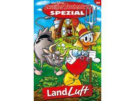 Lustiges Taschenbuch Spezial Band 89 Landluft