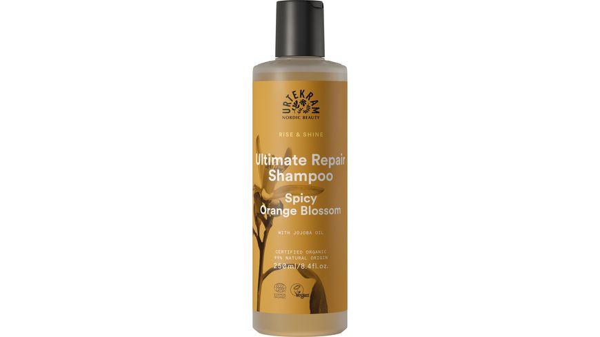 URTEKRAM Rise & Shine Ultimate Repair Shampoo Spicy Orange Blossom