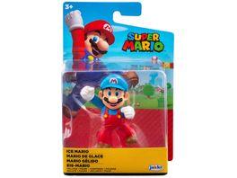 Ice Mario Fist Bump Figur 6 5cm