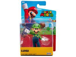Luigi Spread Arms Figur 6 5cm