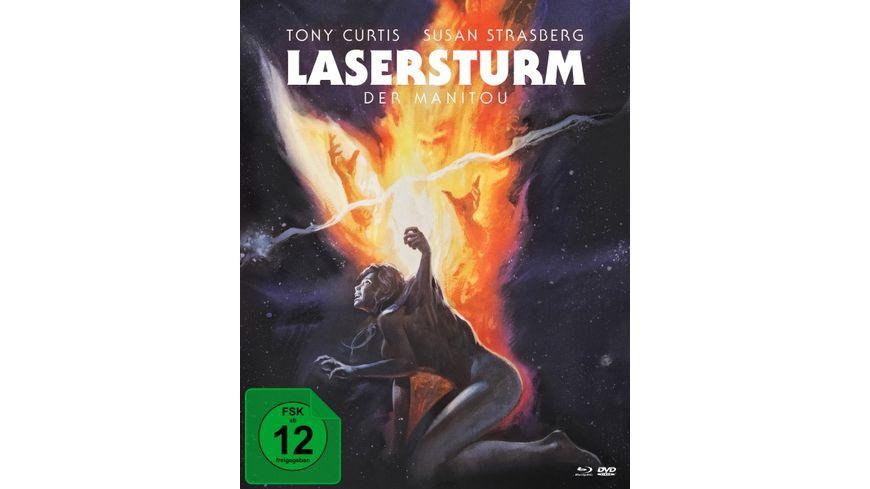 Lasersturm Der Manitou