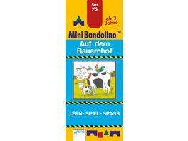 Auf dem Bauernhof Mini Bandolino Set 75