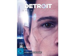 Detroit Become Human Code in a Box