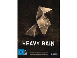 Heavy Rain Code in a Box