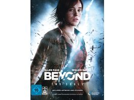 Beyond Two Souls Code in a Box
