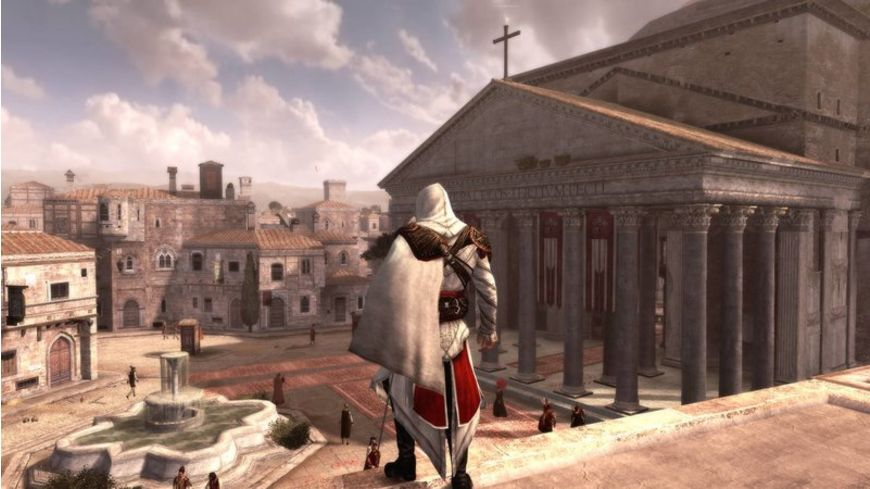 Assassin s Creed The Ezio Collection