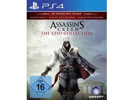 Assassin s Creed The Ezio Collection