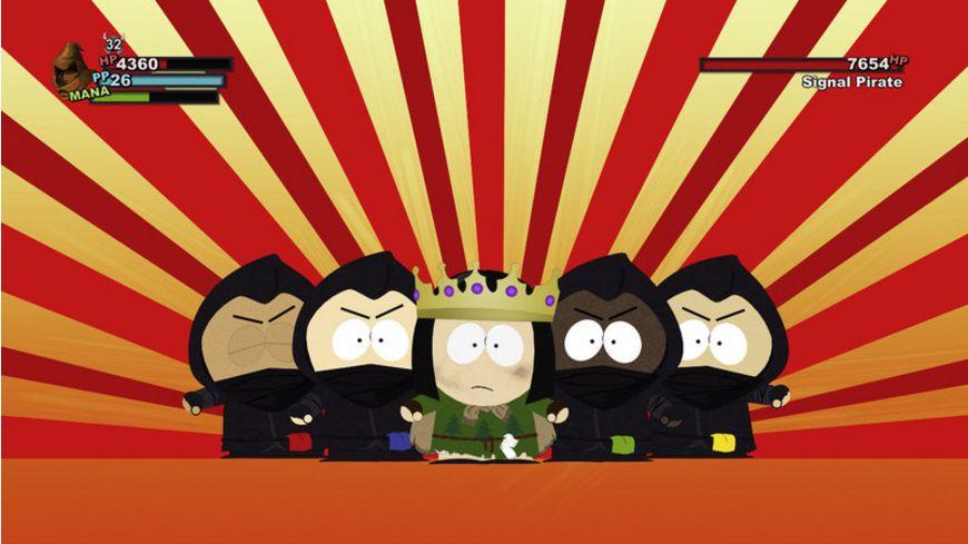 South Park Der Stab der Wahrheit Remastered