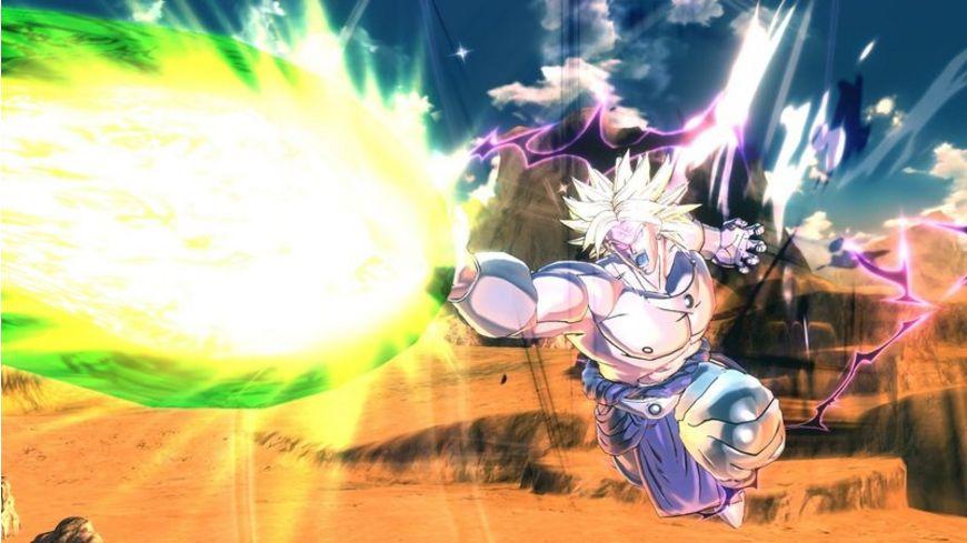 Dragonball Fighter Z