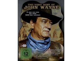 John Wayne The Very Best Of CE 2 DVDs