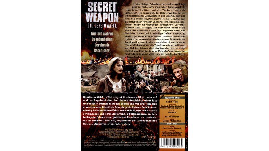 Secret Weapon Die Geheimwaffe