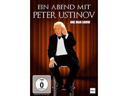 Ein Abend mit Peter Ustinov Ein Feuerwerk des Humors mit Sir Peter Ustinov bek als HERCULE POIROT