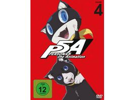 PERSONA5 the Animation Vol 4 2 DVDs