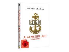 Alarmstufe Rot Collection Teil 1 2 Mediabook weiss Limitierte Auflage von 1000 Stueck
