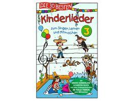 Die 30 besten Kinderlieder 3 Zum Singen Lernen und Mitmachen