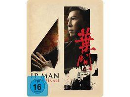 Ip Man 4 The Finale Steelbook