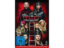 WWE TLC 2019 Tables Ladders Chairs 2019 2 DVDs