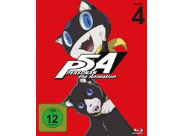 PERSONA5 the Animation Vol 4