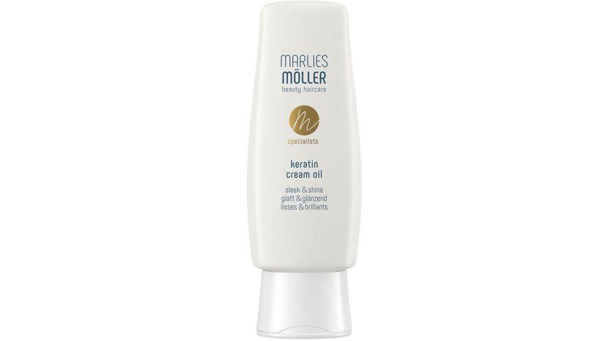 MARLIES MÖLLER Keratin Cream Oil Sleek & Shine