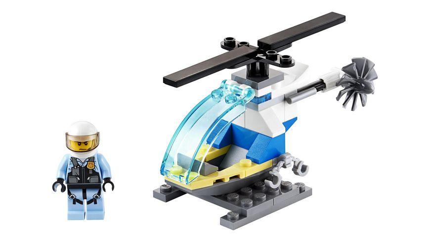 LEGO City 30367 Polizeihubschrauber